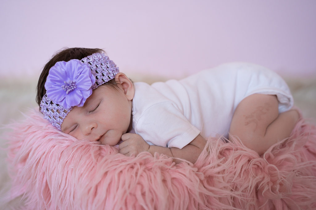 newborn-focení miminek
