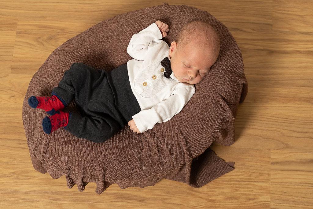 newborn focení miminek