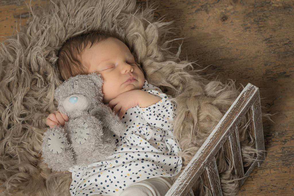 newborn focení Litoměřice